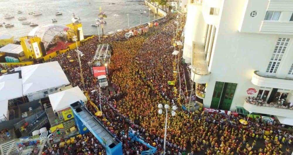 Carnaval e Tecnologia: Deu Match!