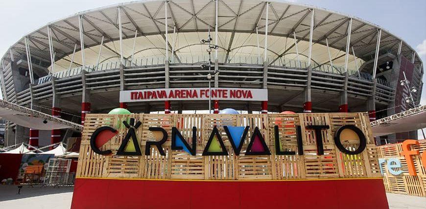 Carnavalito: Atrás do pranchão elétrico, só não vai quem já morreu!