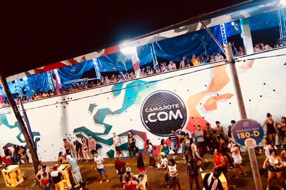 A maior varanda do carnaval de Salvador, no camarote.com